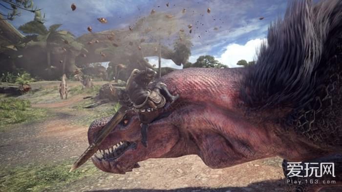 《怪物猎人:世界》30帧针对主机版 PC版不受限