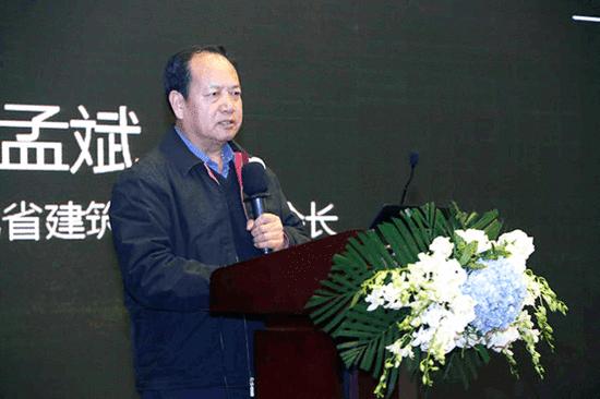 河北省建筑业协会副会长许孟斌