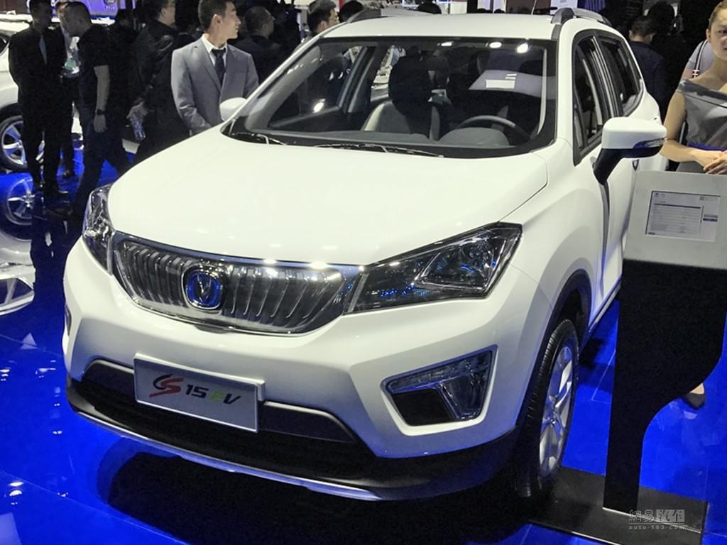 发力新能源 长安三款新车将10月19日上市