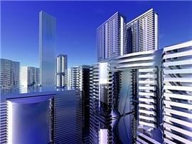 一、二线楼市下行 中资房企组团香港投资