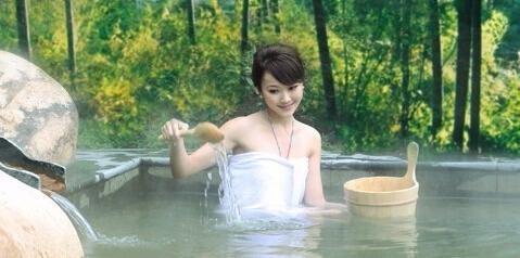冬季泡温泉五不宜 舒服不一定好