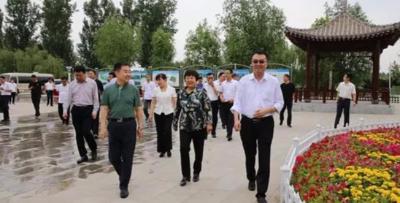 冀州区召开创建省级洁净城市推进会