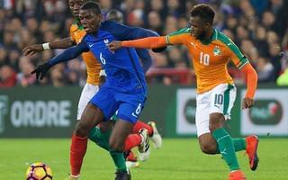 科特迪瓦进球无效 法国0-0科特迪瓦