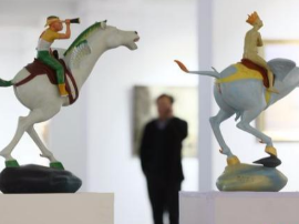 文化界名人呼吁提供青年艺术家更多展示平台