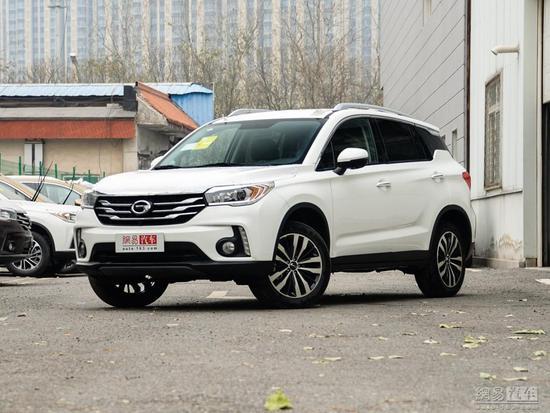 首批车主含导演陆川 中华V6售x.xx万起