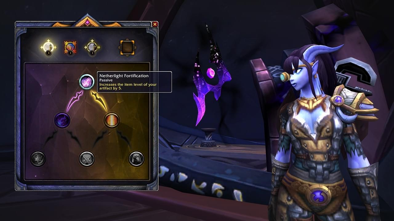 魔兽世界7.3版本预览:新要素虚空之光熔炉