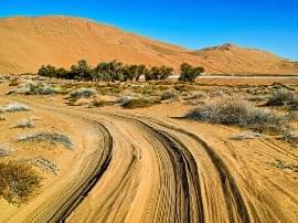 沿着上帝勾勒的曲线到神秘的额日布盖大峡谷