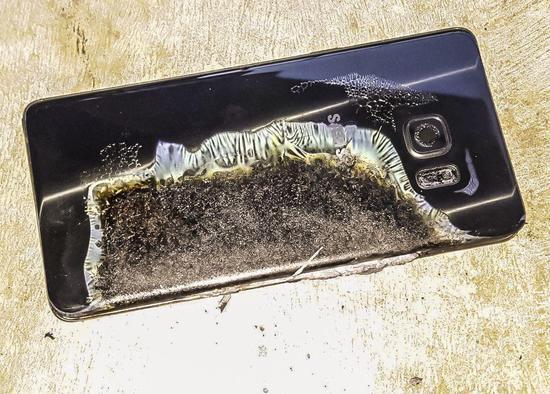 美媒:锂电池不可能永不爆炸 但Note8比7安全多了