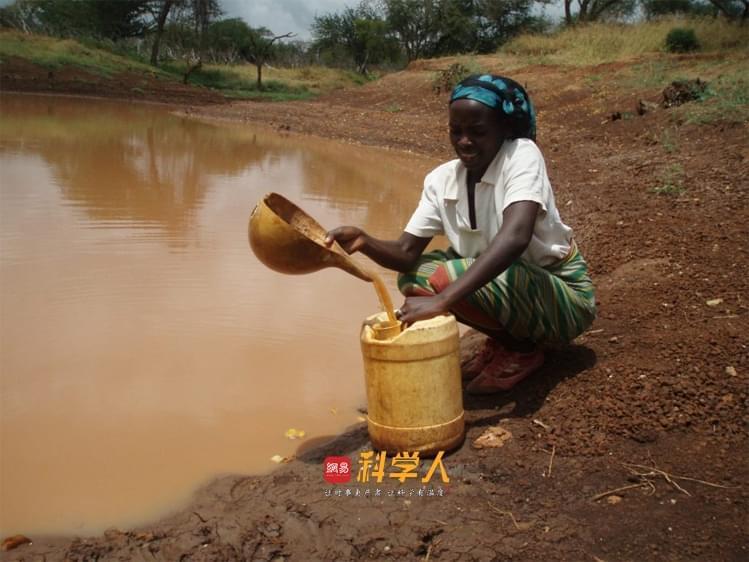 世界地球日   水资源匮乏,这座星球上谁最着急?