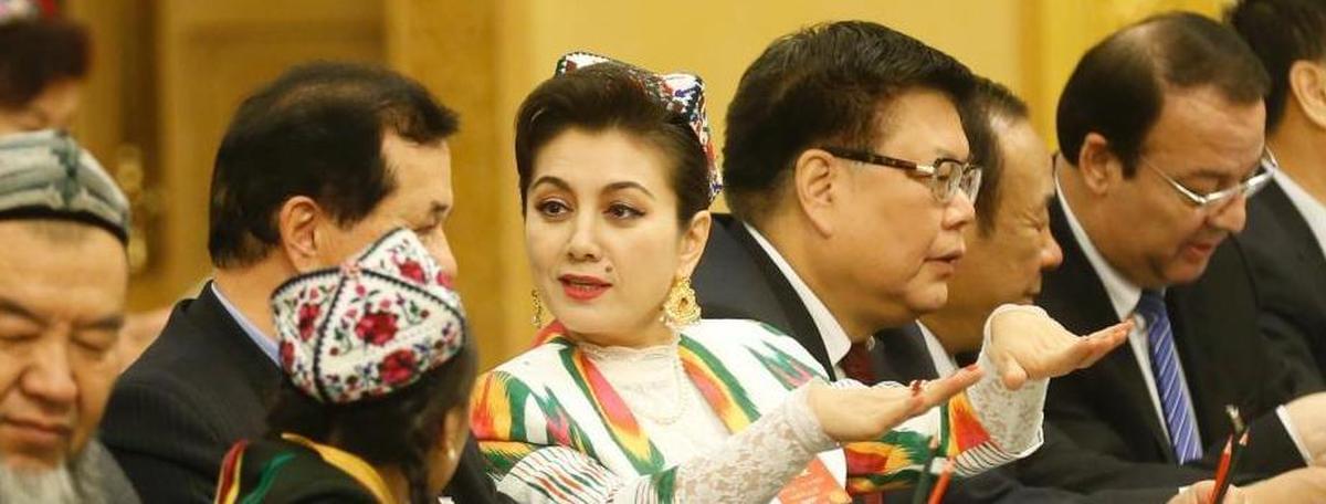 新疆代表热议