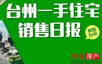 2018年3月16日台州市一手住宅成交251套