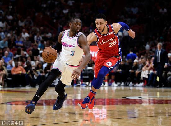 NBA-韦德率热火G2爆冷胜76人?博彩公司盘口玄机重重!