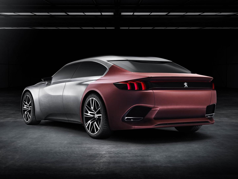 2014年北京车展上发布的Exalt概念车