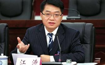 沙坪坝书记江涛:推动自贸区建设再上新台阶