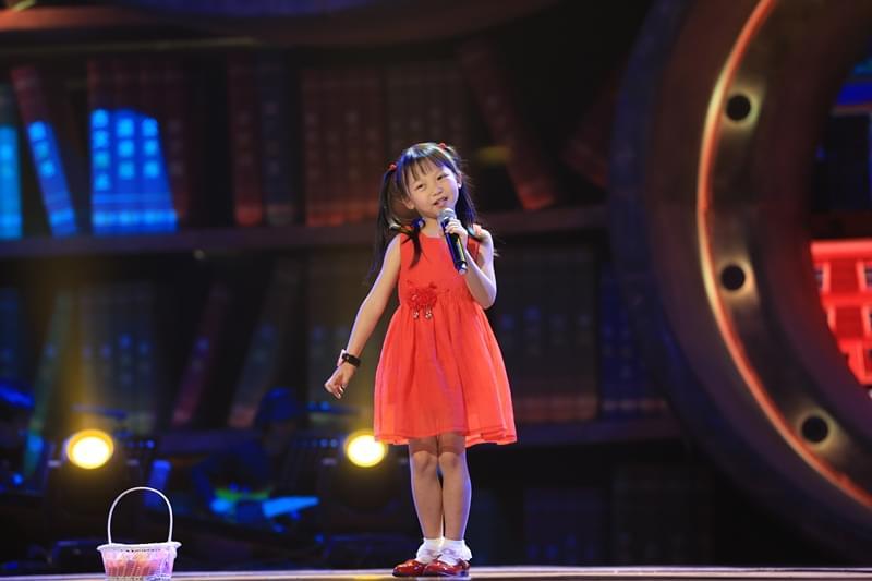 雅安小朋友唱地震安全 用歌声诠释勇敢
