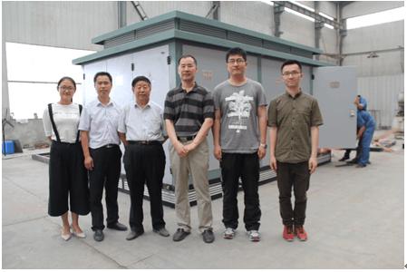 金乡沃能电控:着力打造具有自主核心技术的中国智能、节能箱式变电站品牌