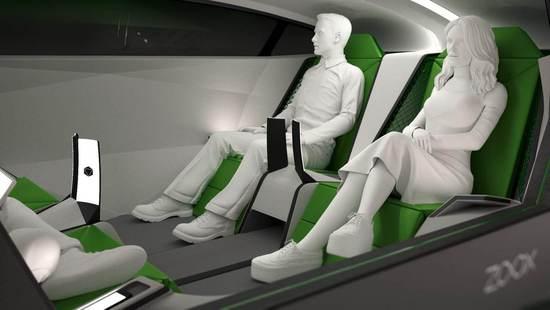 预测:2030年高速不再对人类开放 无人车全面接管
