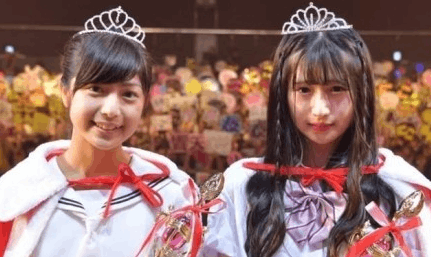 轻松一刻:这是日本最可爱高一女生?很一般!图片