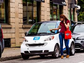 共享汽车撞奔驰后:保险最多赔5万 超过谁买单?