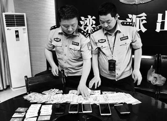 长安区一小偷15分钟偷遍67个包