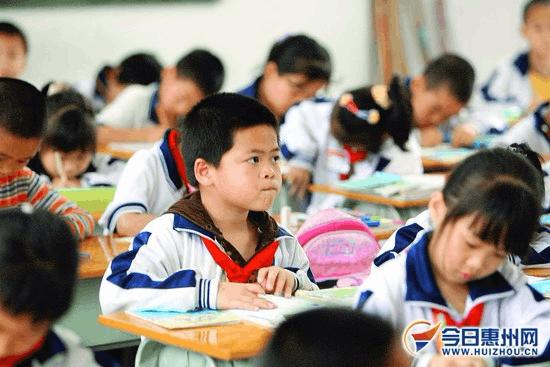 2016年惠州新增65所幼儿园 1.53万个学前教育学位