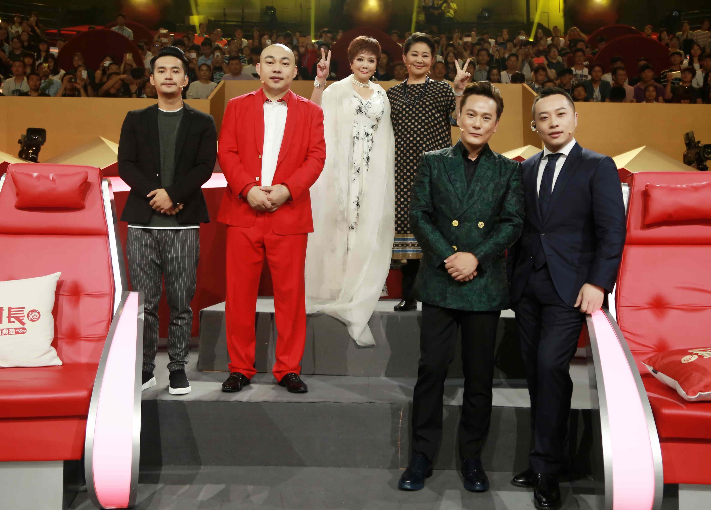 《笑声传奇》今晚收官 卢鑫玉浩联手彩虹合唱团