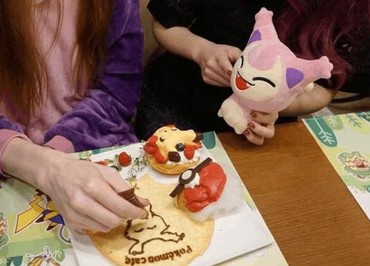 日系最萌动漫主题餐厅&周边产品店