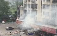 泰州一渔馆发生爆炸 因煤气泄漏所致
