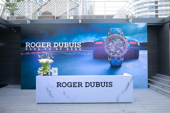 Roger Dubuis罗杰杜彼Excalibur王者系列全速驰骋新品鉴赏