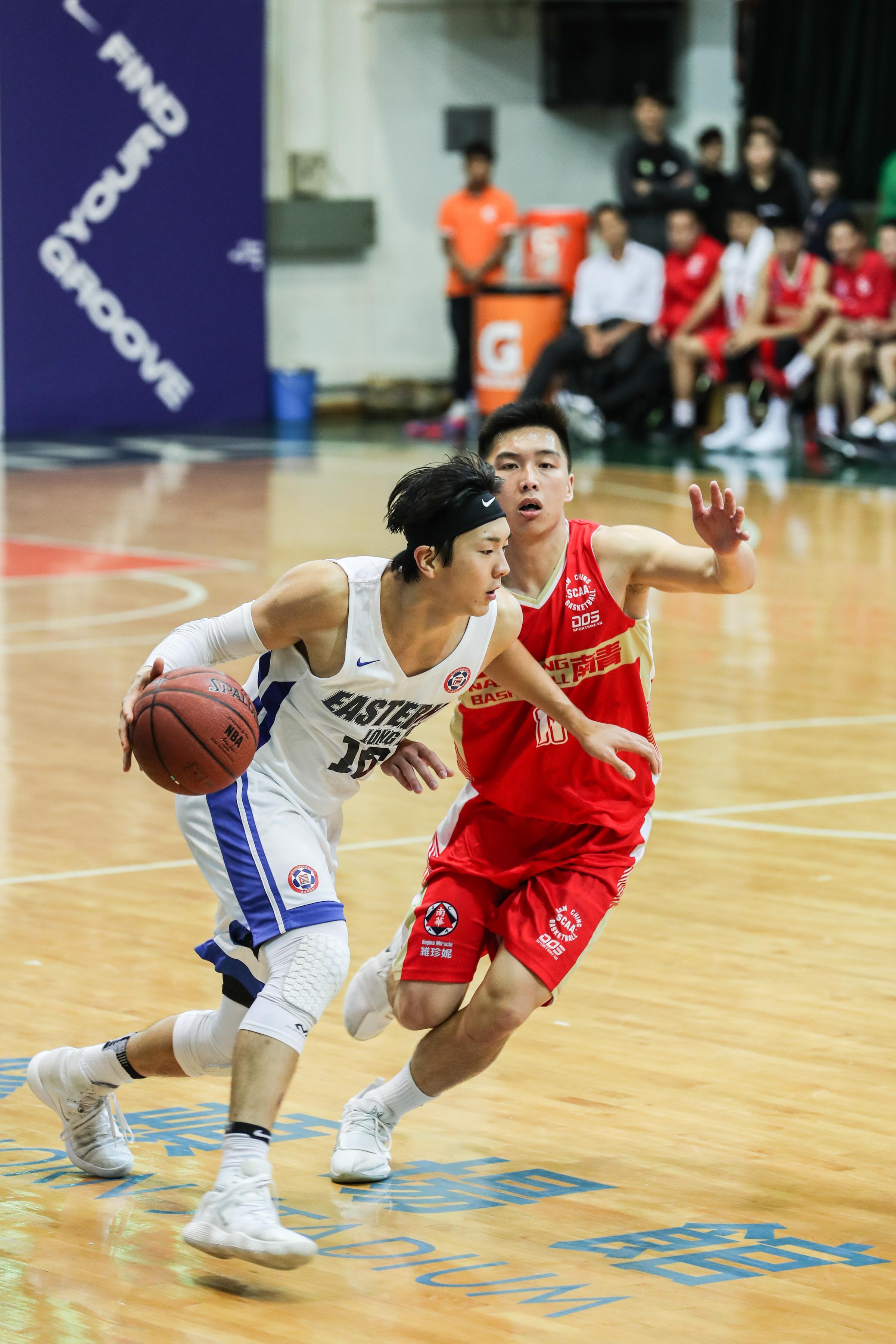 香港2018银牌篮球赛