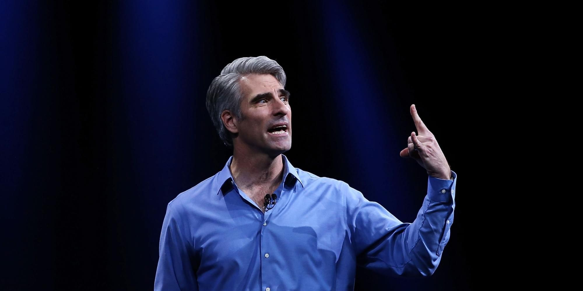 专访苹果副总裁:iPhone X人脸识别的段子不会发生