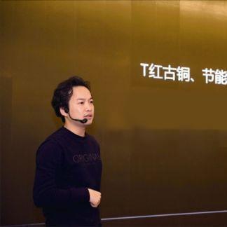 VOC林飞和:研发家庭进户智能门
