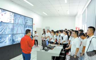 大美湘潭 全域旅游 700名大学生畅游湘潭