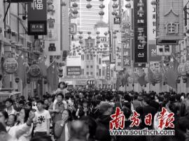 2017年春节旅游收入排行榜出炉 广东排第一