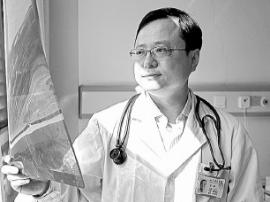 王勇:时刻牢记病人的心脏在你手中