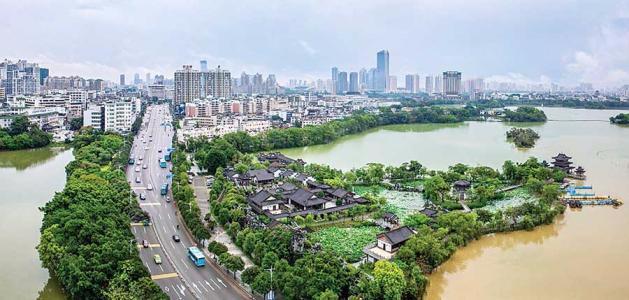 惠州生态文明建设全国前列 代表:经验值得推广