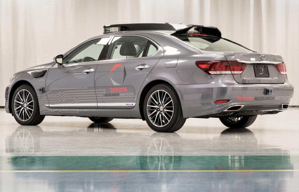 将亮相CES展 雷克萨斯全新自动驾驶车曝光