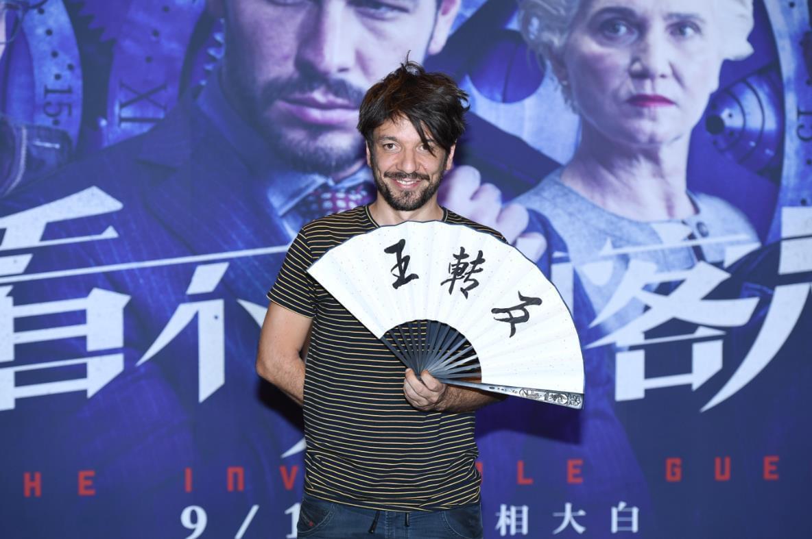 《看不见的客人》中国首映 陈正道力荐称其最爱