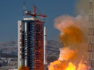 中国航天2018年首次发射任务圆满成功
