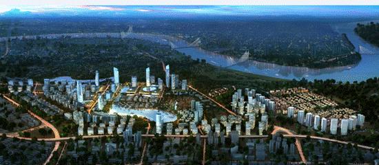 两江新宸·森屿极景高层耀启城北 以品质惊艳你的美好