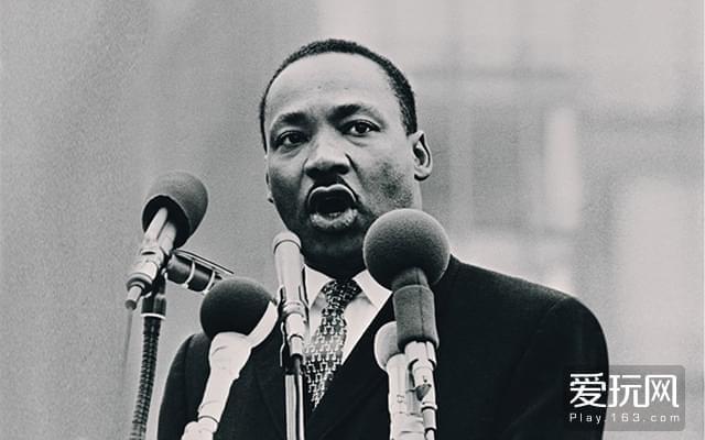 9马丁路德金领导的黑人民权运动就旨在打破种族隔离制度