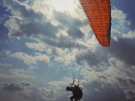 中国滑翔伞联赛北京站富阳梦之队夺冠 下一站富阳