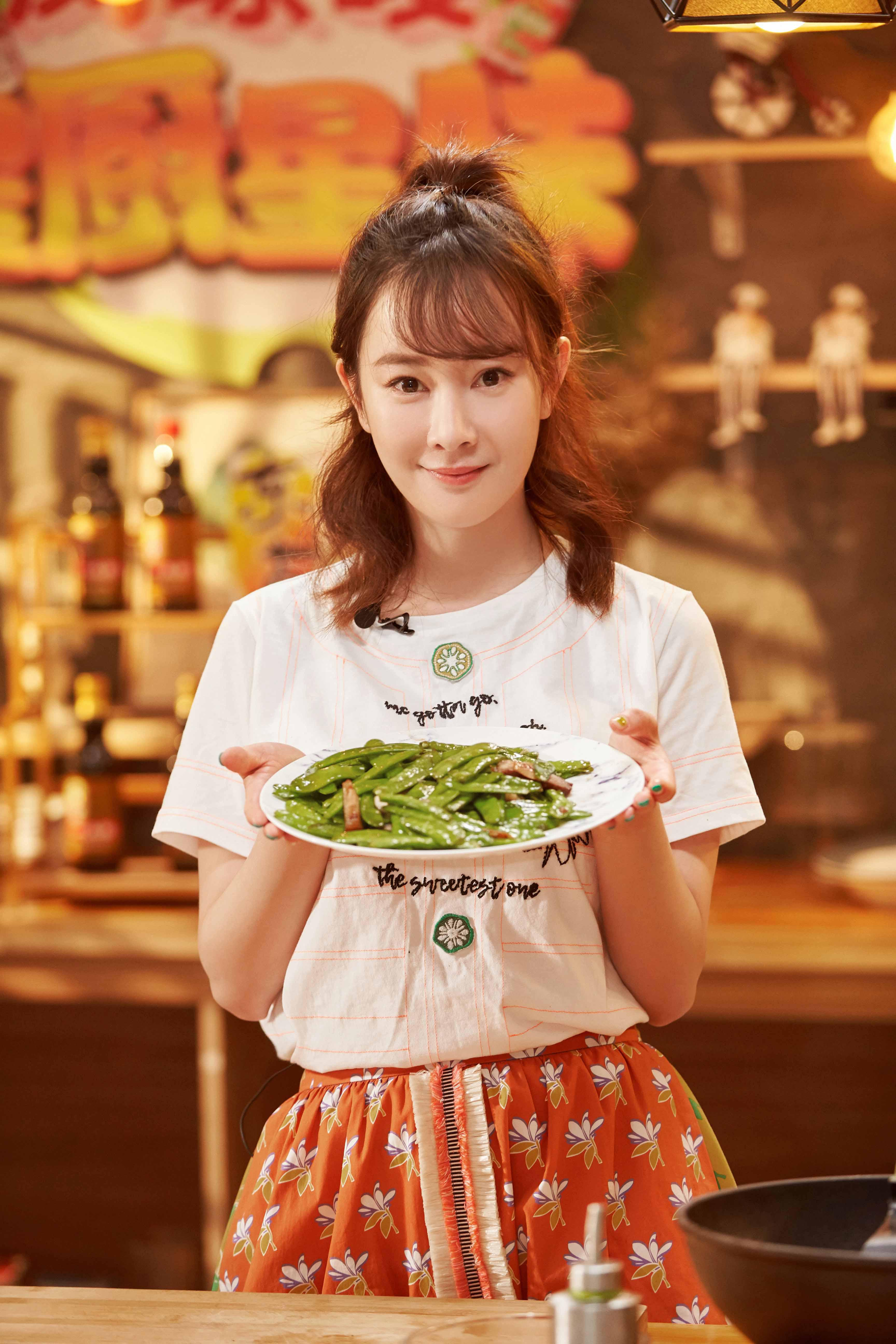 """""""檬式私房菜""""来了 张檬做客《悦美食》徐佳宁广州发现猪人个人资料"""