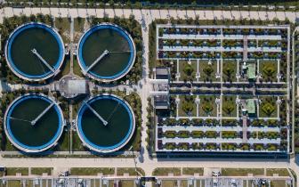 福建:这个污水处理厂 不脏不臭像花园