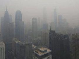 二季度佛山环保考核结果出炉!五区PM2.5均反弹