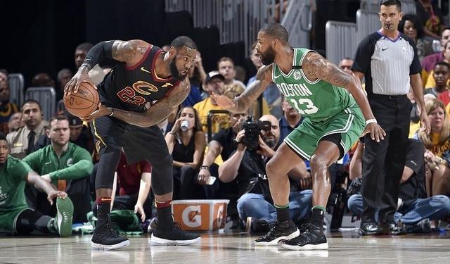 """NBA-""""回魂""""骑士再胜绿军追至2-2?博彩公司态度很强硬"""