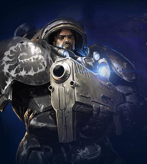 《星际争霸2》合作模式五月新手指挥官推荐