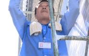 高温天忙坏空调安装工:日工时超14小时