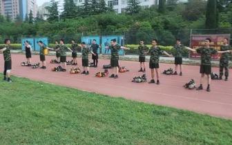 三门峡消防部门扎实开展体能训练