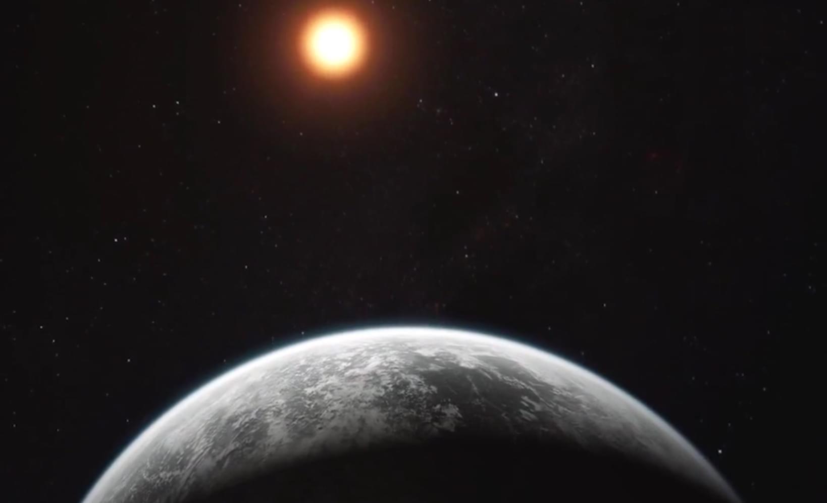 最近类太阳恒星天仓五中有四颗类地行星被发现